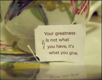 104 Relax and Succeed - Your greatness is now what you have
