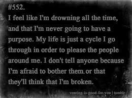 120 Relax and Succeed - I feel like I'm drowning