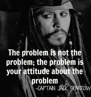 132 Relax and Succeed - The problem is not the problem