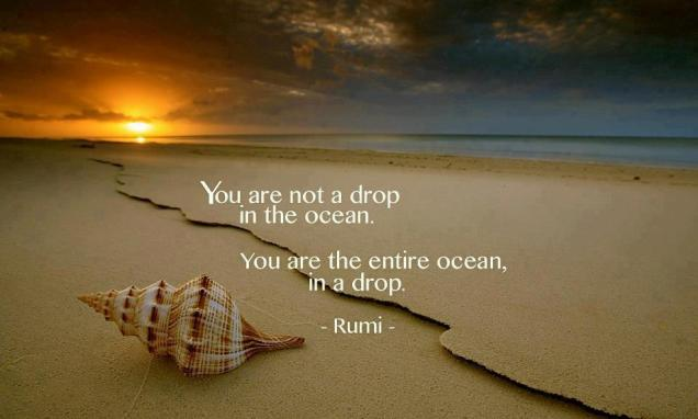 918 Relax and Succeed - You are not a drop