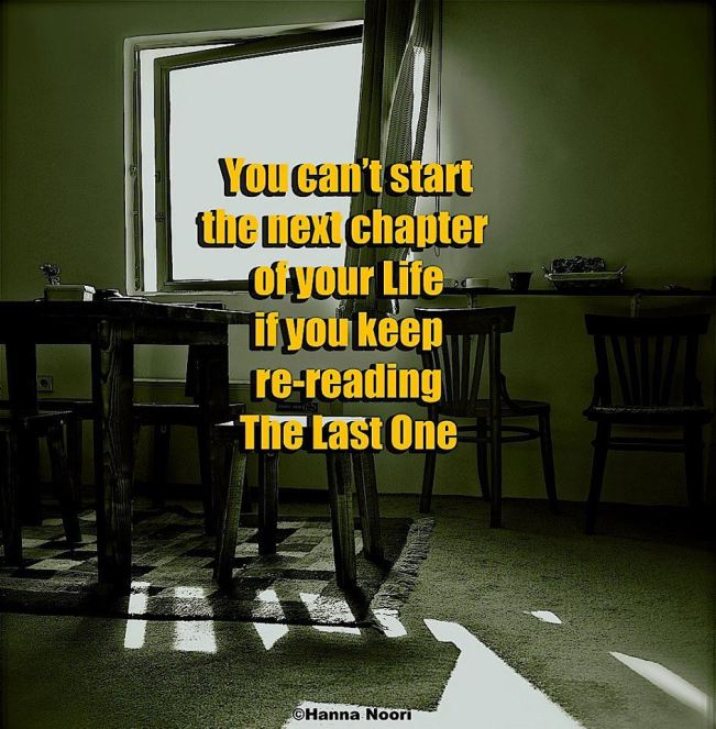152 Relax and Succeed - You can't start the next chapter
