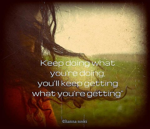 160 Relax and Succeed - Keep doing what you're doing