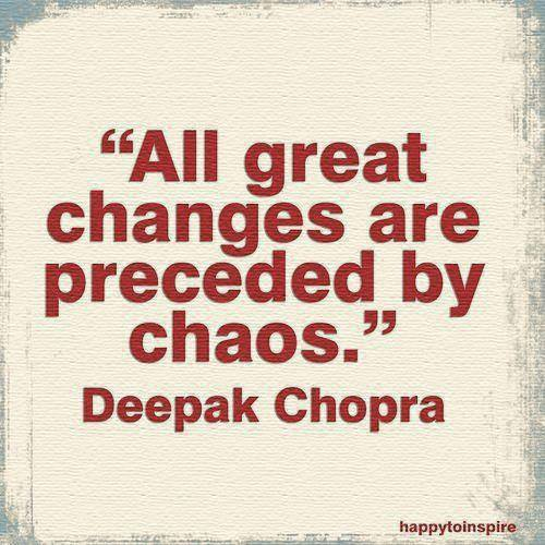 169 Relax and Succeed - All great changes