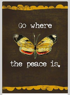 187 Relax and Succeed - Go where the peace is