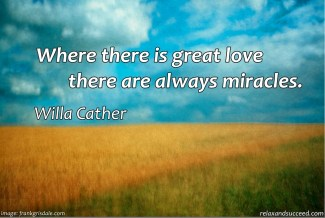 195 Relax and Succeed - Where there is great love