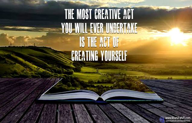 199 Relax and Succeed - The most creative act