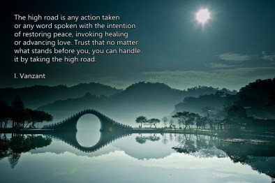 221 Relax and Succeed - The high road
