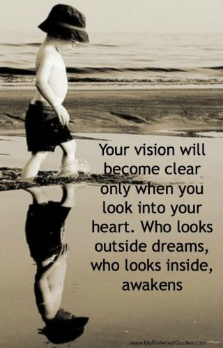 238 Relax and Succeed - Your vision will become clear