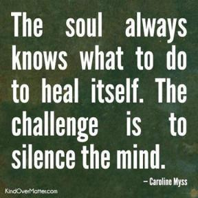 249 Relax and Succeed - The soul always knows