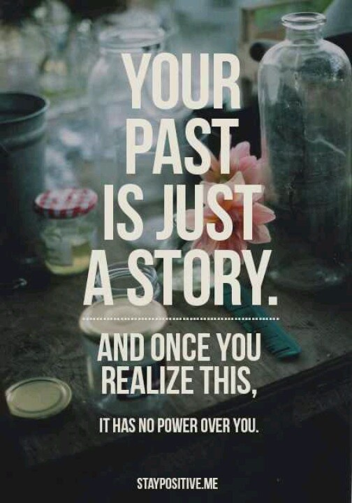 249 Relax and Succeed - Your past is just a story