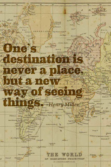263 Relax and Succeed - One's destination is never a place