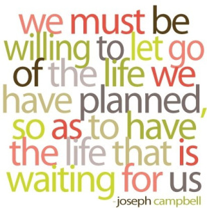 268 Relax and Succeed - We must be willing to let go