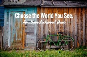 270 Relax and Succeed - Choose the world you see