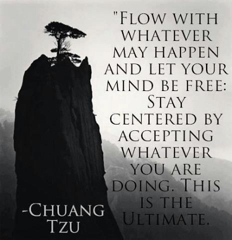 282 Relax and Succeed - Flow with whatever may happen