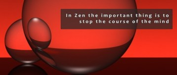 329 Relax and Succeed - In zen the important thing