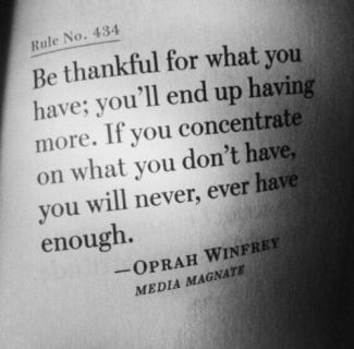375 Relax and Succeed - Be thankful for what you have