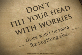 406 Relax and Succeed - Don't fill your head
