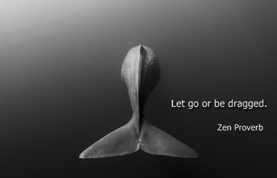 409 Relax and Succeed - Let go or be dragged
