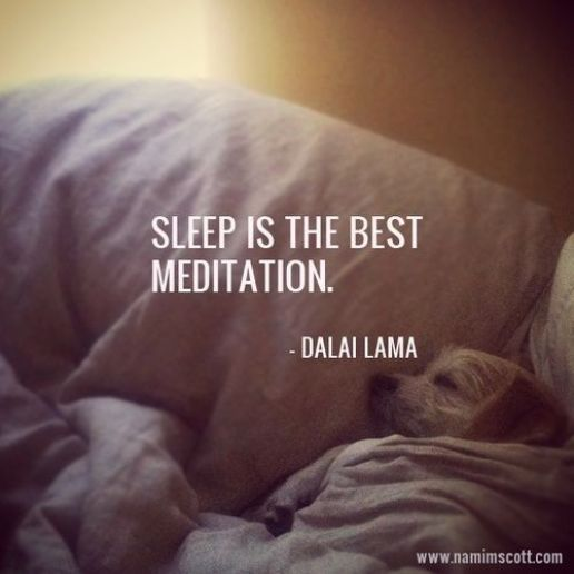 423 Relax and Succeed - Sleep is the best meditation