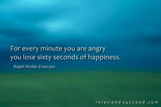 430 Relax and Succeed - For every minute you are angry