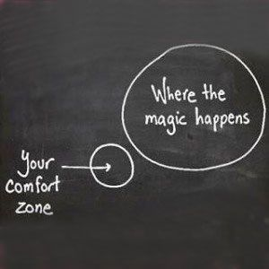 469 Relax and Succeed - Your comfort zone