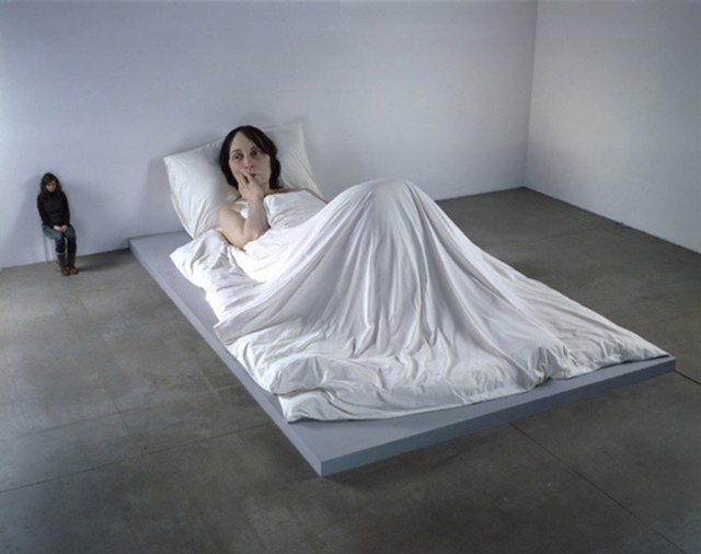 479 Relax and Succeed - Ron Mueck