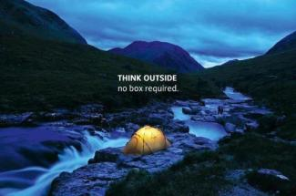 494 Relax and Succeed - think outside