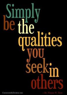556 Relax and Succeed - Simply be the qualities