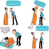 Wanting vs Appreciating