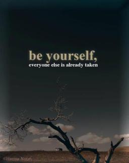 597 Relax and Succeed - Be yourself