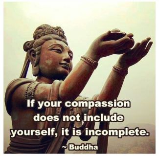 609 Relax and Succeed - If your compassion does not include yourself