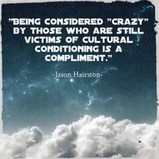 619 Relax and Succeed - Being considered crazy
