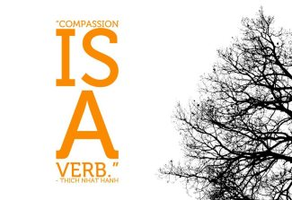 673 Relax and Succeed - Compassion is a Verb