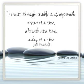 716 OPY Relax and Succeed  - The path through trouble