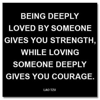 744 Relax and Succeed - Being deeply loved