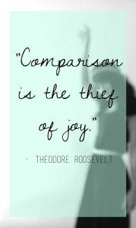 757 Relax and Succeed - Comparison is the theif of joy