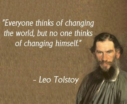 772 Relax and Succeed - Everyone thinks of changing