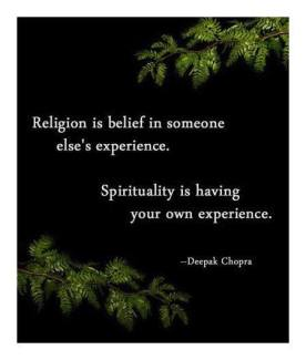 779 Relax and Succeed - Religion is belief
