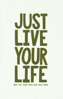 783 Relax and Succeed - Just live your life