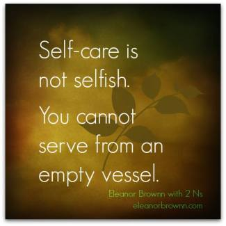 808 Relax and Succeed - Self care is not selfish