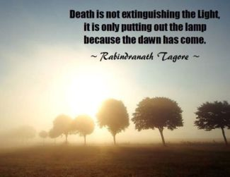809 Relax and Succeed - Death is not extinguishing the light