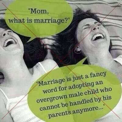 811 OP Relax and Succeed - Mom what is marriage