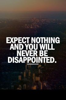 814 Relax and Succeed - Expect nothing