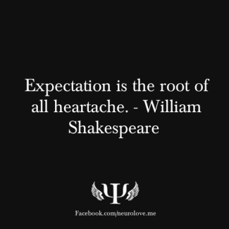 817 Relax and Succeed - Expectation is the root of heartache