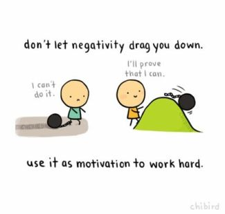 857 Relax and Succeed - Don't let negativity drag you down
