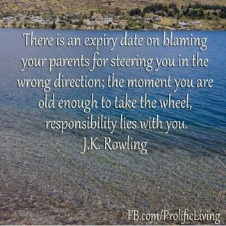 862 Relax and Succeed - There is an expiry date on blaming
