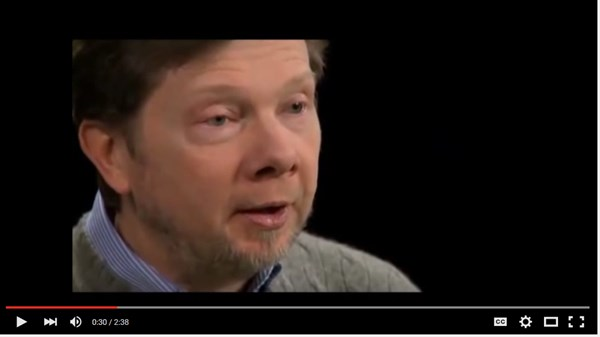873 Relax and Succeed - Eckhart Tolle