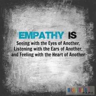 884 Relax and Succeed - Empathy is