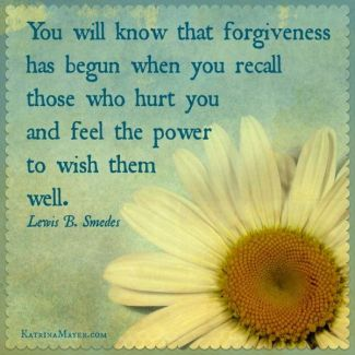 894 Relax and Succeed - You will know that forgiveness
