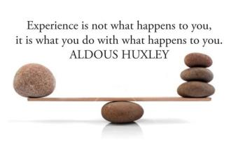 940 Relax and Succeed - Experience is not what happens